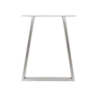 Trapez Tischgestell industrial  cm
