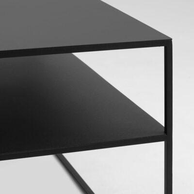 stol kawowy  floor  czarny TBTENSFL
