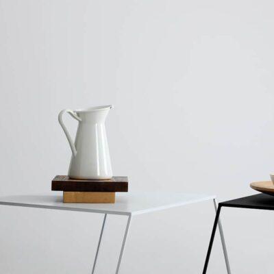 stolik kawowy zac  czarny TBZAK