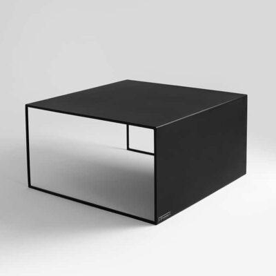 stol kawowy  wall  czarny TBWALL