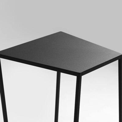 stolik zac  czarny TBZAK