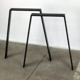 Tischgestell Atlas aus Stahl (2er Set)