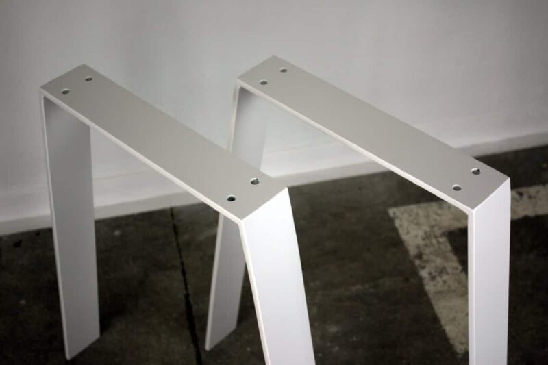 Tischgestell Atlas weiss