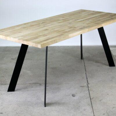 Tischgestell Dackl schwarz