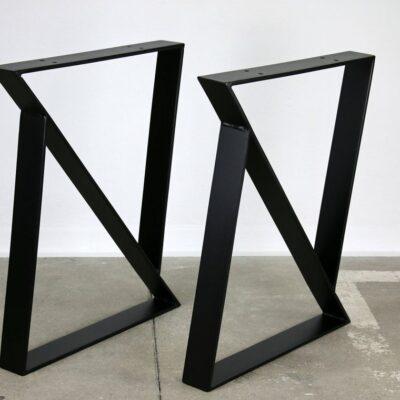 Tischgestell Zorro schwarz