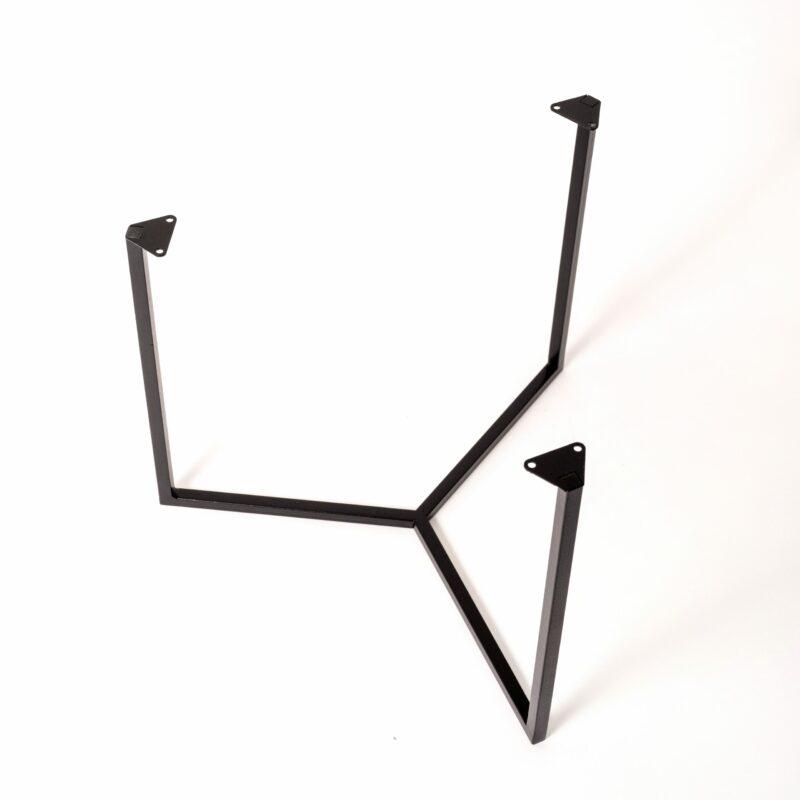 Tischgestell Axo von oben