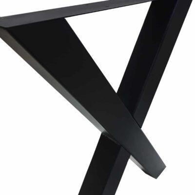 Tischgestell foermig schwarz