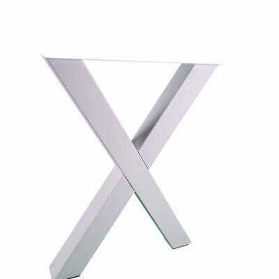 Tischgestell foermig weiss