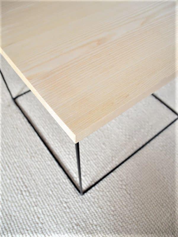 Couchtisch 60x60 von Tischchen - auch als Sofatisch einsetzbar
