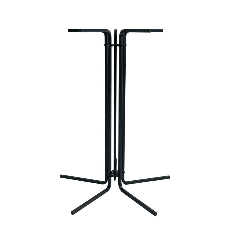 Tischgestell CIRC 72 cm hoch schwarz