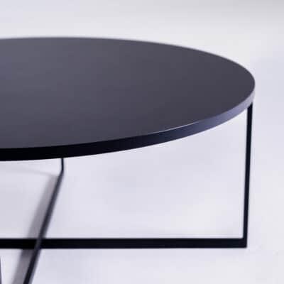 Couchtisch IXO 80 schwarz in Details