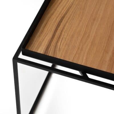 Kubi Tray Tisch von oben